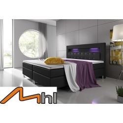 LETTO 3 - łóżko kontynentalne