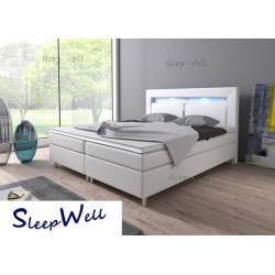 LETTO  - łóżko tapicerowane 140x200