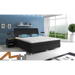 CAMPARI - łóżko kontynentalne
