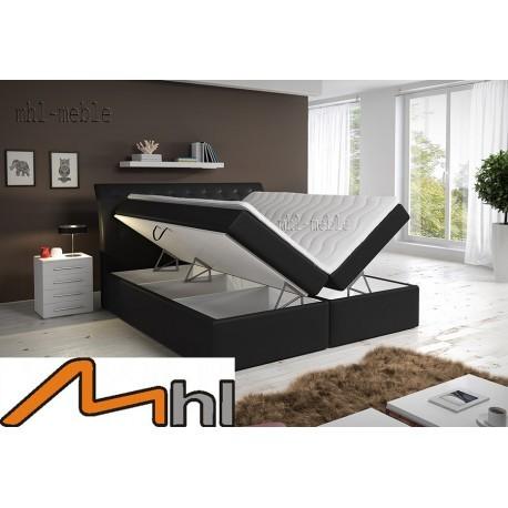 ROKA - łóżko kontynentalne