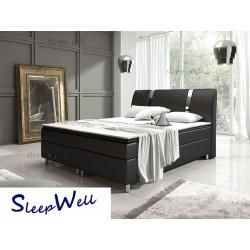 VIRA - łóżko tapicerowane 140x200
