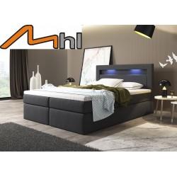 LAZIO- łóżko kontynentalne