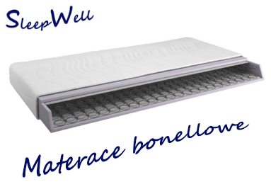 Materace bonellowe